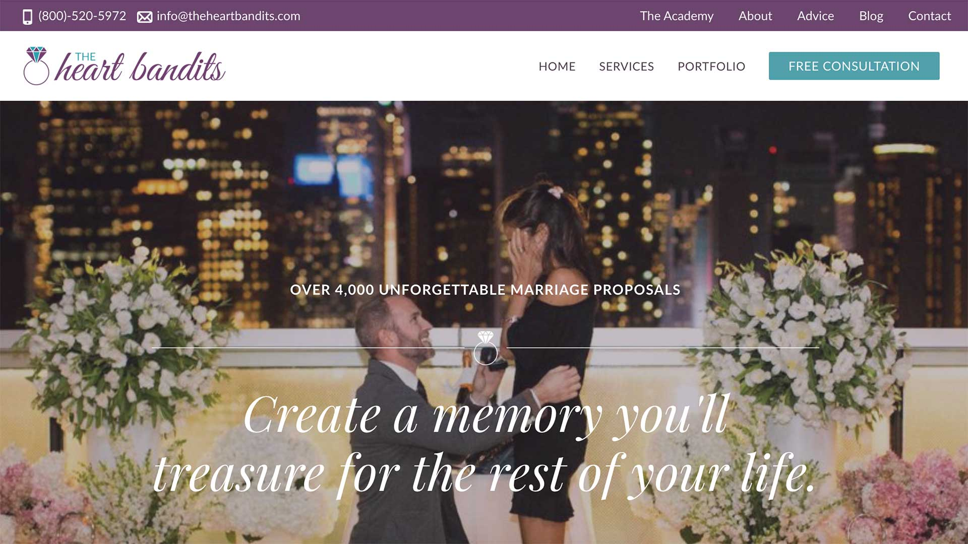 wedding-industry-website-design
